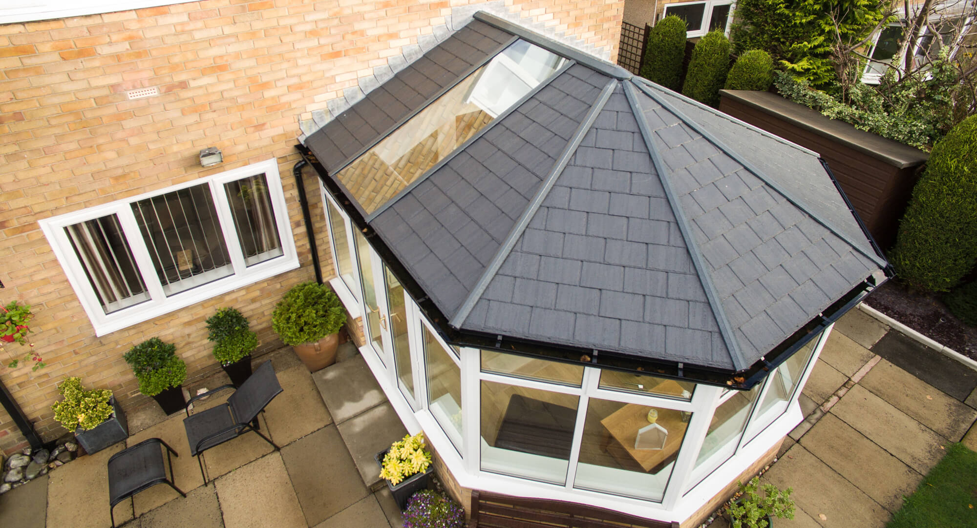 Ultra Roof 380 C Amp L Windows Gloucester